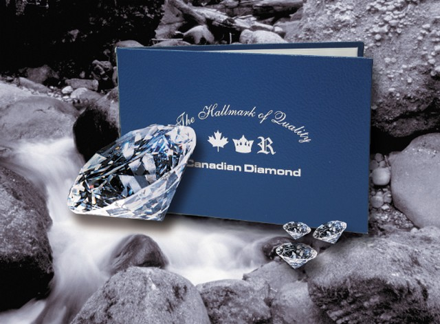 Canadian Diamond Certificate - cover